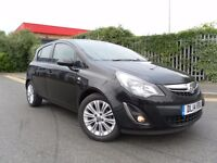 2014 VAUXHALL CORSA 1.2 SE LEATHER TRIM LOW MILEAGE CHEAP TO RUN GREAT CONDITION
