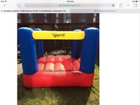 Excellent Condition Toddler Bouncy Castle (Used Once!!)