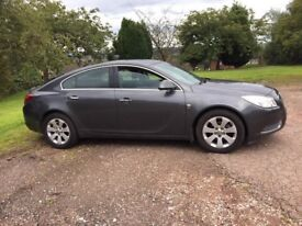 2011 VAUXHALL INSIGNIA 2.0CDTI ecoFLEX 16V SE 6 SPEED MANUAL GREY HATCHBACK