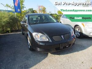 2008 Pontiac G5 GET PRE-APPROVED TODAY | THELOANAPPROVER.COM