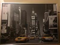 New York City Framed Print - large!