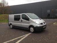 Renault trafic 2.0 camper/dayvan