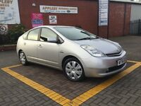 2006 TOYOTA PRIUS 1.5 T SPIRIT SAT NAV FULL LEATHER
