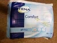 Tena Comfort Plus Pads