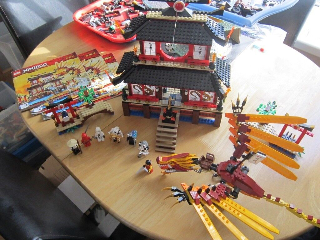 Lego Ninjago Complete Ads Buy Sell Used Find Great Prices