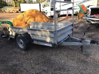 Indespenchion 1.5 tonne trailer