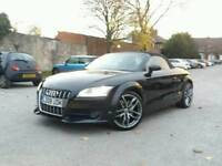 For sale AUDI TT S LINE CONVERTIBLE 3.2 QUATTRO FULLY LOADED PX SWAPS