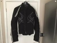 Frank Thomas 2 piece waterproof motorcycle suit