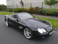 2003 Mercedes sl500 convertible