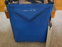 New With Tags Fiorelli Blue Across Body Bag