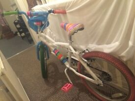 Much loved girls Bike for sale