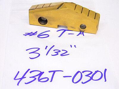 Scientific Cutting Tools Groove Tool 0.75 In Cut GT039-12 0.375 In Bore