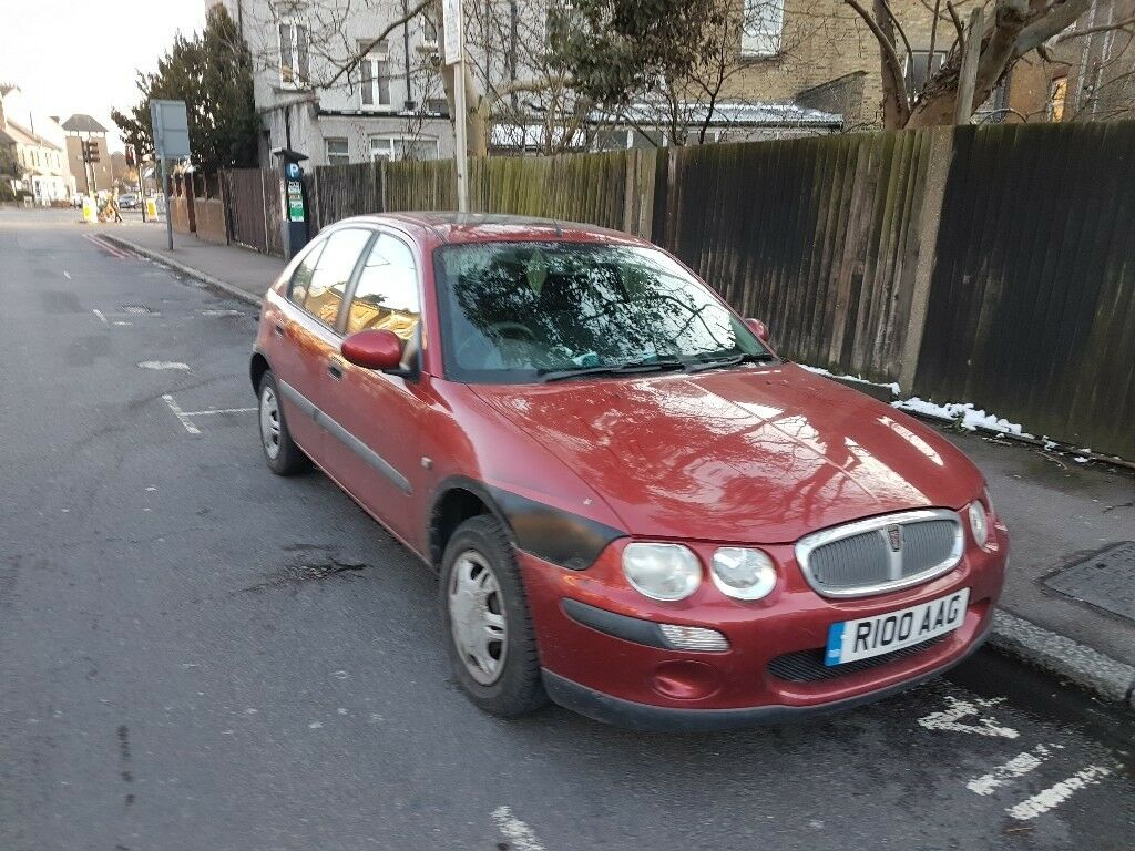 ROVER 25 Low milage Good work car