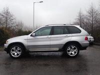 Stunning 03 BMW X5 on LPG