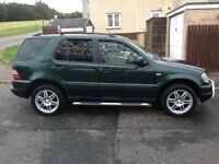 Mercedes ml310 auto £1000 no offers