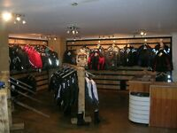 Small Motorcycle Business for sale. Dealership and accesories and clothing.