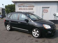 2007 Kia Rondo 7 PASSAGERS, CUIR, TOIT, MAGS