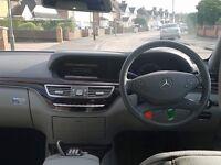 PCO CAR HIRE-MERCEDES S CLASS S350
