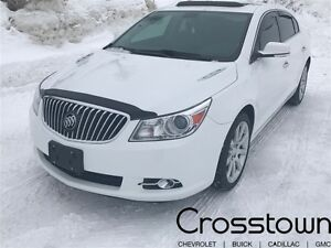 2013 Buick LaCrosse HEATED AND COOLED LEATHER /NAVI/PANORAMIC RO