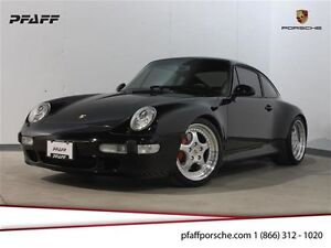 1996 Porsche 911 Carrera 4 Coupe S
