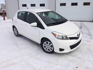 2014 Toyota Yaris FULL PEA 2020
