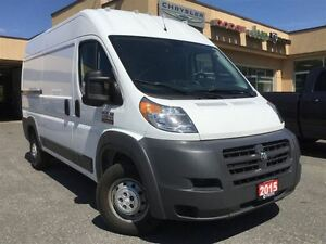 2015 Ram ProMaster 2500 136 WB Hgh Roof Cargo
