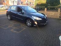 PEUGEOT 308 1.6HDI ACTIVE 92 £30 TAX
