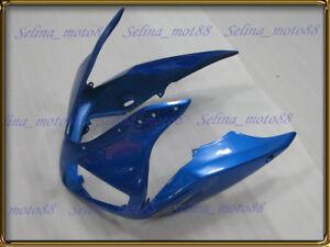 Front upper nose FAIRING For SUZUKI SV 650 1000 S 2003-2008 Plastic Cowl Blue