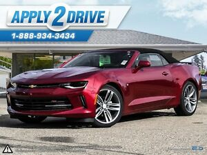 2017 Chevrolet Camaro 2LT Convertable Hot Hot Hot!!