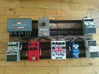 Top quality pedals