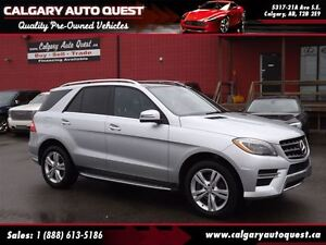 2013 Mercedes-Benz M-Class ML350 BlueTEC 4-MATIC AWD/NAVI/B.CAM/
