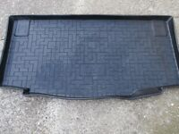 Hyundai i10 car boot liner - genuine