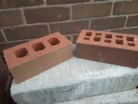 2 type of bricks :240 Bricks and 60 Bricks