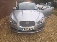 Jaguar XF 3.0 V6 Luxury 4DR - Excellent Condition - Quick Sale