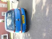 corsa year mot 51 plate low miles