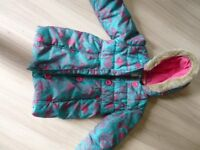 Marks&Spencer girls jacket 5-6 yers
