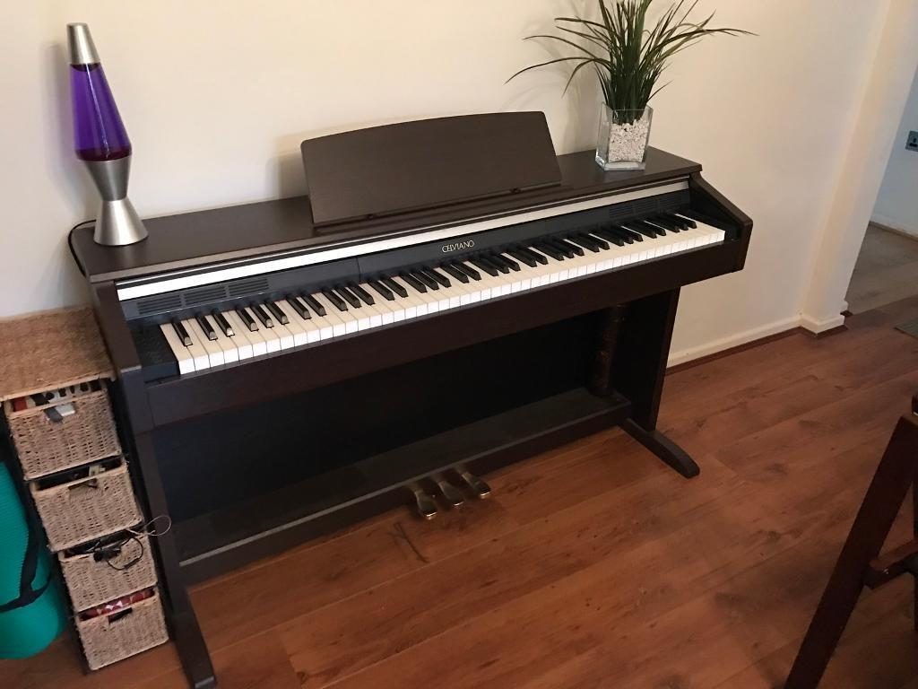 casio celviano ap 220 digital piano in romford london gumtree. Black Bedroom Furniture Sets. Home Design Ideas