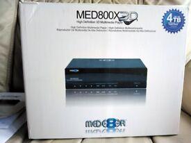 Mede8er MED800X 3D HDD Media player