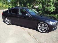 BMW 3 SERIES 2.0 320d Sport 4dr (start/stop) 2012