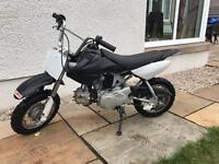 CRF 50 Replica 50cc 4 speed semi auto pitbike, pit bike, crf, honda, 50