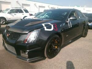 2012 Cadillac CTS-V 6.2L SUPERCHARGE CUIR/SUEDE TOIT PANO NAVI A