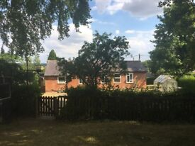 Lovely Detached 3 bed Bungalow in Overton