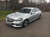 ‭ 2015/15 Mercedes-Benz E220✅SE 2.2CDI✅AUTO 7G✅SALOON✅LEATHER NAV✅CHEAPEST IN UK