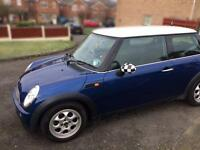 Mini Cooper 1.6 ideal for first car! Reluctant sale