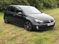 2010 59 VW GOLF GTD VOLKSWAGEN 70k