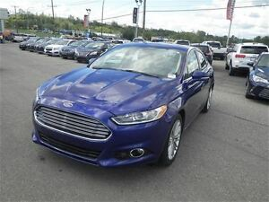 2014 Ford Fusion SE  Leather  Backup Cam  Heated Seats
