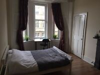 Close to the city centre one double bedroom (short or long term)