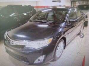 2012 Toyota Camry XLE V6 SEULEMENT 61000 KM