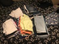 Huge men's/teenage summer clothing bundle