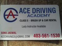 Ace Driving Academy